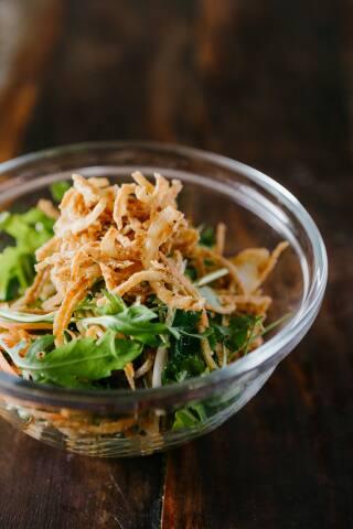 Salada de frango spicy