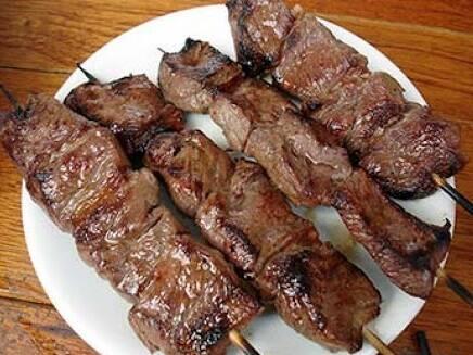 Espeto de carne grande individual (3a feira)