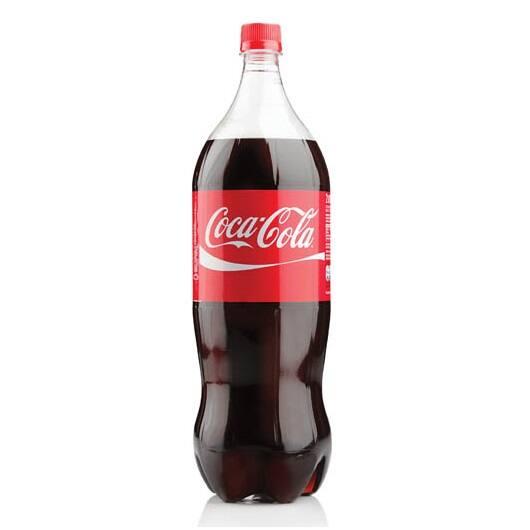 Coca-cola - 2 litros