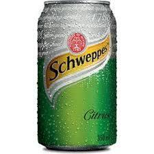 Schweppes lata - 350ml