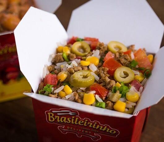 Box mexidinho vegano