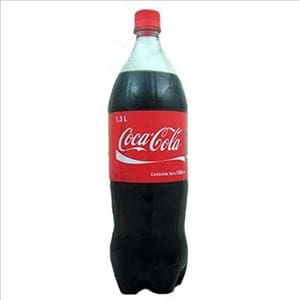 Coca-Cola 1,5 litros