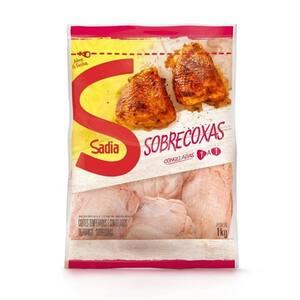 Frango Sadia Sobrecoxa 1kg