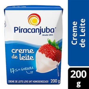 Creme de Leite Piracanjuba 200g
