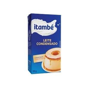 Leite Condensado Itambé Caixa 395g