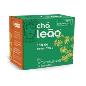 Chá Leão Erva Doce Sachê 10un