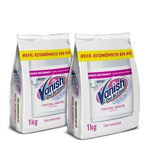 Combo De Vanish 2x White