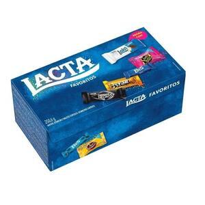 Chocolate Lacta Favoritos 250,6g