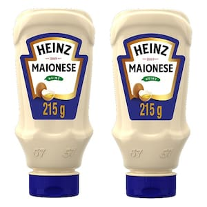 Combo Heinz 2x Maionese Trad. 215g