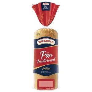 Pão de Forma Wickbold Tradicional Pacote 500g