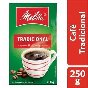 Café Melitta Tradicional Vácuo 250g