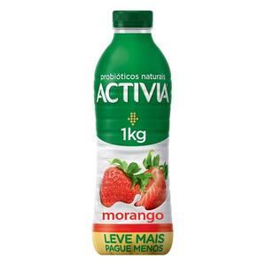 Activia Liquido Morango 1kg