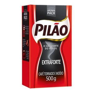 Café Pilão Extra Forte Vácuo 500g