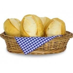 Pão Francês Fabricação Própria