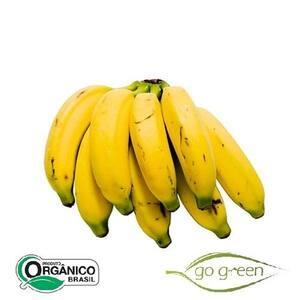 Banana Orgânica Itapeva 800g