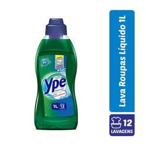 Lava Roupas Líquido Ypê Premium 1l