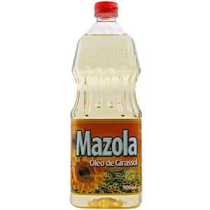 Óleo de Girassol Mazola Pet 900ml