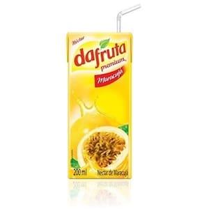 Suco Dafruta Premium Maracujá 200ml