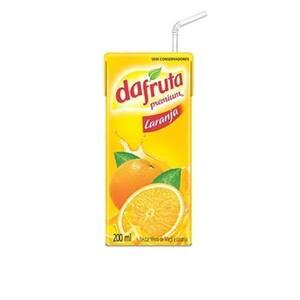 Suco Dafruta Premium Laranja 200ml