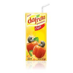 Suco Dafruta Premium Cajú 200ml
