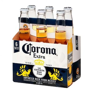 Corona pack c/6