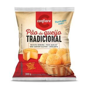 Pão de Queijo Tradicional 300g