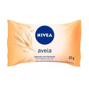 Sabonete com Hidratante Nivea Aveia 85g
