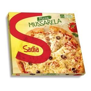 Pizza Sadia Mussarela 440g