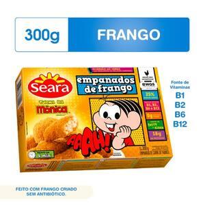 Frango Empanado Seara Turma da Mônica Tradicional 300g