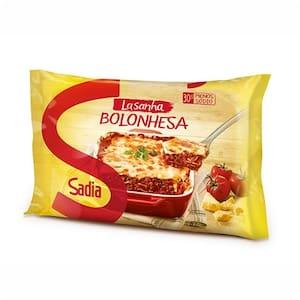 Lasanha Sadia Bolonhesa 350g