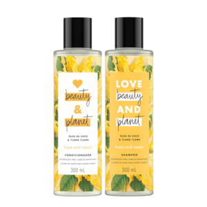 Love Beauty Shampoo + Condicionador