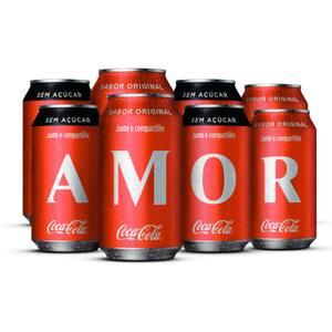 Combo misto Coca-Cola Lata 350ml