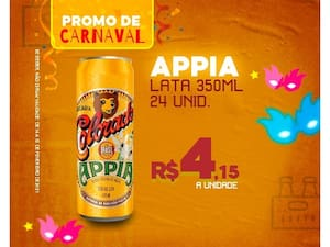 Colorado Appia 410ml com 24 Latas * Natural