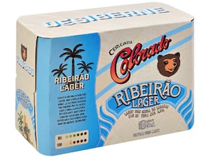 Colorado Rib Lager lata 350ml com 08 unid