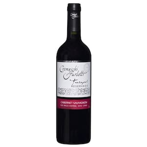 Vinho Tinto Chileno Cremaschi Classic Cabernet Sauvignon 750ml