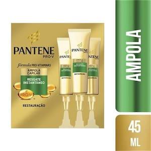 Ampola Pantene Restauração 45ml