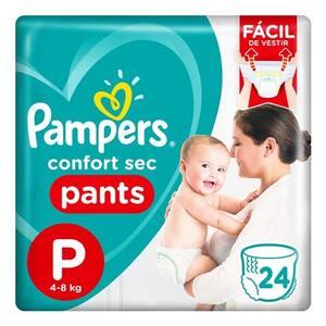 Fralda P Pampers Confort Sec Pants 24 Unidades