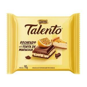 Chocolate Recheado Talento Maracujá 90g