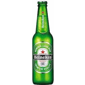 Cerveja Heineken Puro Malte Long Neck 330ml