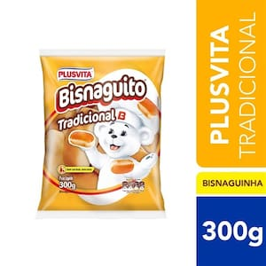 Pão Bisnaguinha Plusvita 300g