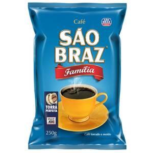Café São Braz Família Almofada 250g