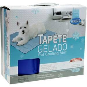 Tapete Gelado Chalesco Pet Cooling Mat Tamanho G