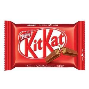 Choc.Nestle Kit Kat 4 Fingers Leite 41.5g