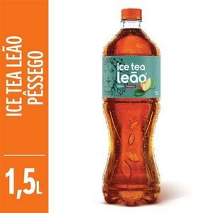 Chá Pronto Leão Ice Tea Pêssego 1,5 Litro