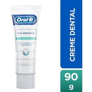 Creme Dental Oral-B Pro Gengiva Original Embalagem 90g