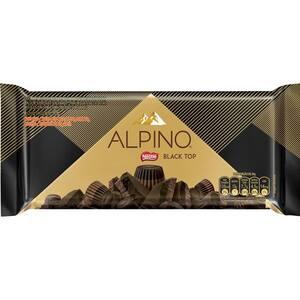 Chocolate Alpino Black Top 90g