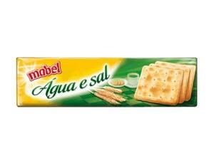 Bisc Mabel Agua E Sal 200gr