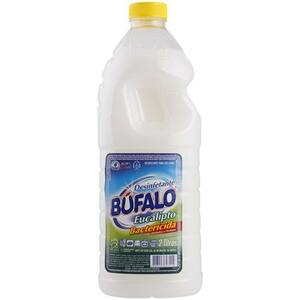 Desinfetante Búfalo Bactericida Eucalipto Embalagem 2l