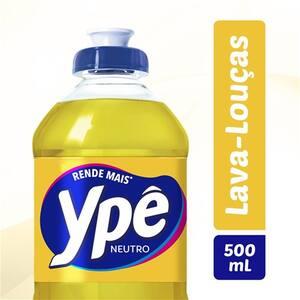 Detergente Ypê Neutro 500ml