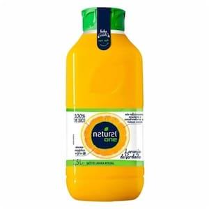 Suco Integral Natural One Laranja Garrafa 1,5l